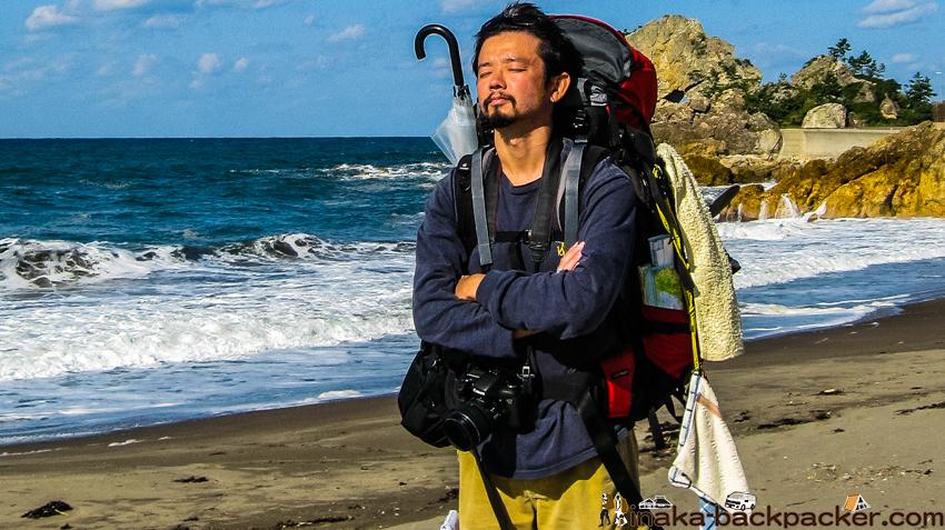 バックパッカーブロガー backpacker blogger in Japan