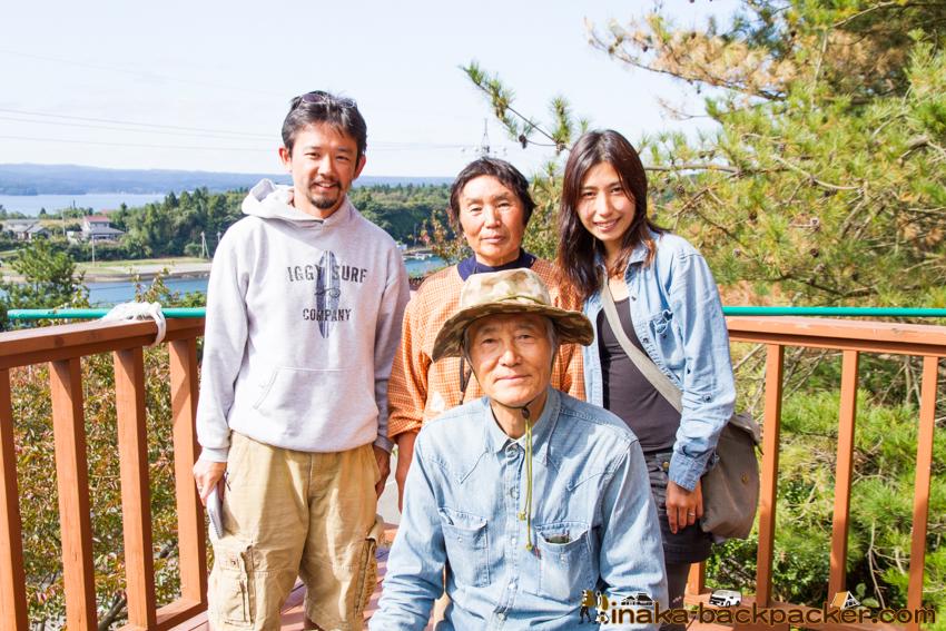 living experience trial in Anamizu Ishikawa 穴水町 移住体験 体験住居