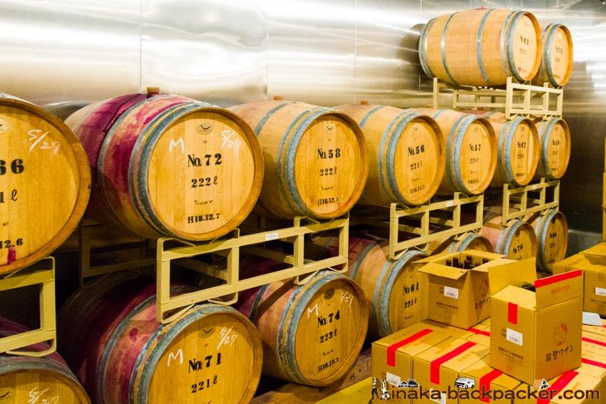 noto winery 能登ワイン