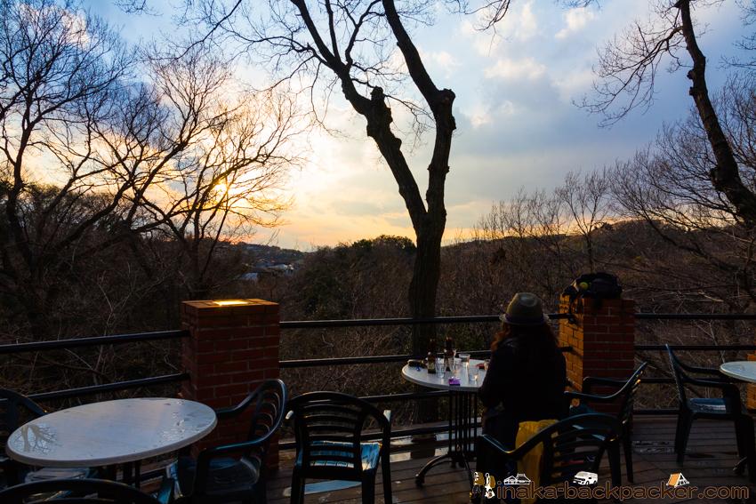 樹ガーデン カフェ 富士山 見える 鎌倉 カフェ Mt Fuji View Cafe in Kamakura Japan