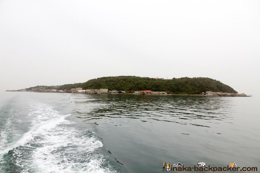 島旅 日本の田舎 イリコ 日本一