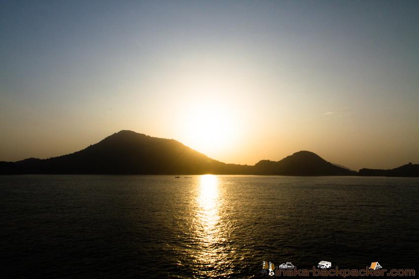瀬戸内海 島 いくつある
