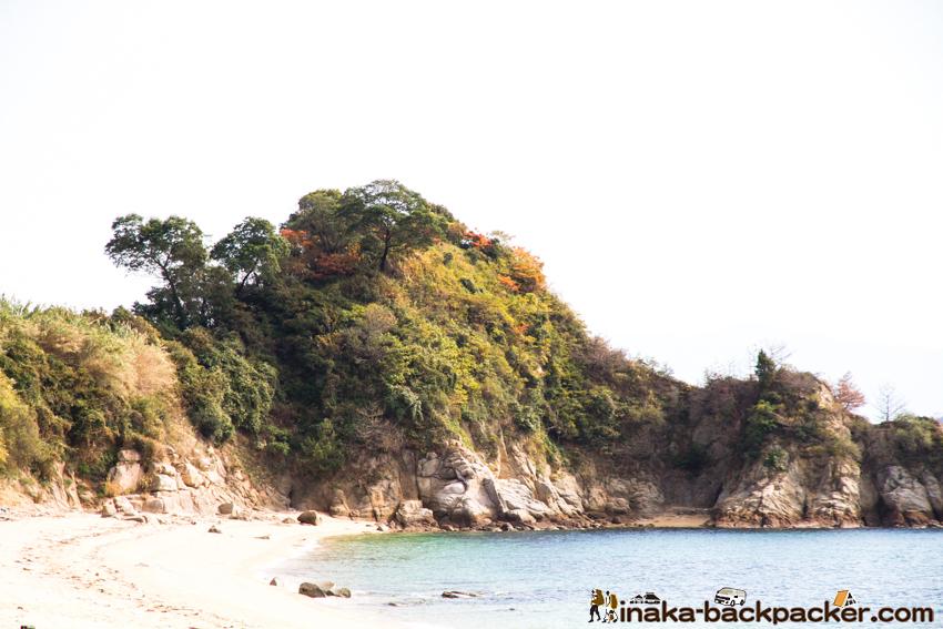 興居島 海水浴場