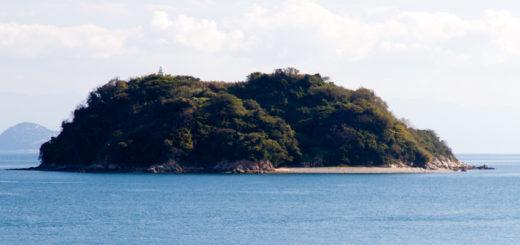 バックパッカー 怒和島 四国 瀬戸内海