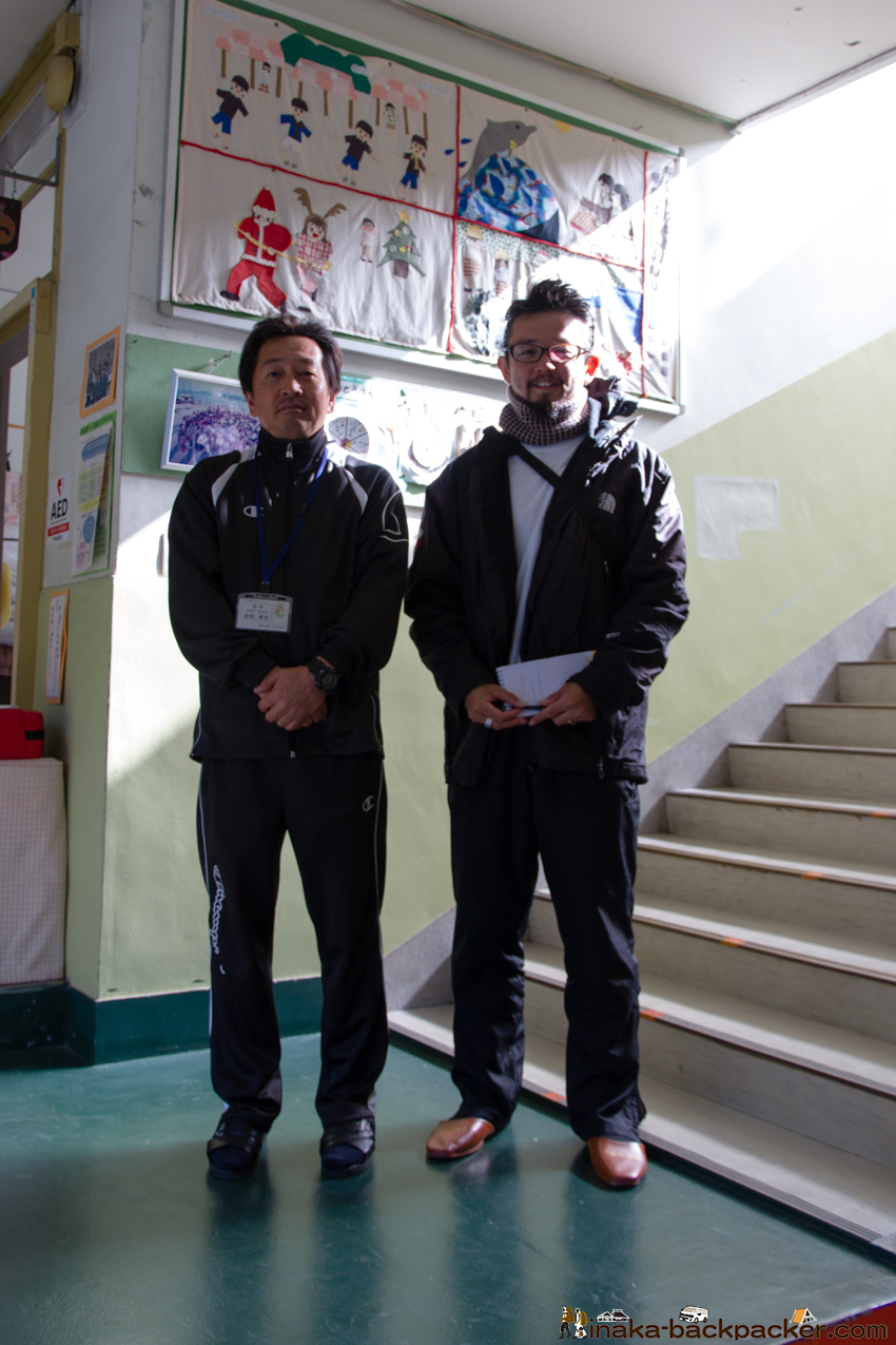 愛媛県 怒和島 学校