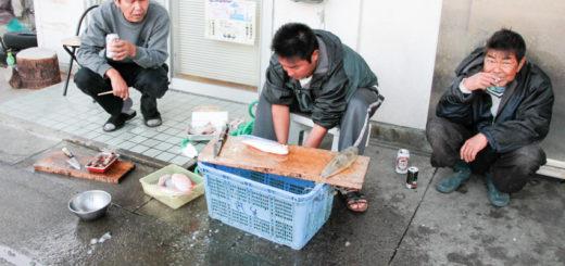 大島 愛媛 漁師