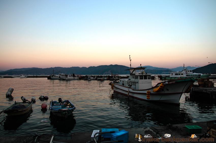 大島 愛媛県 漁師 穴場 釣り