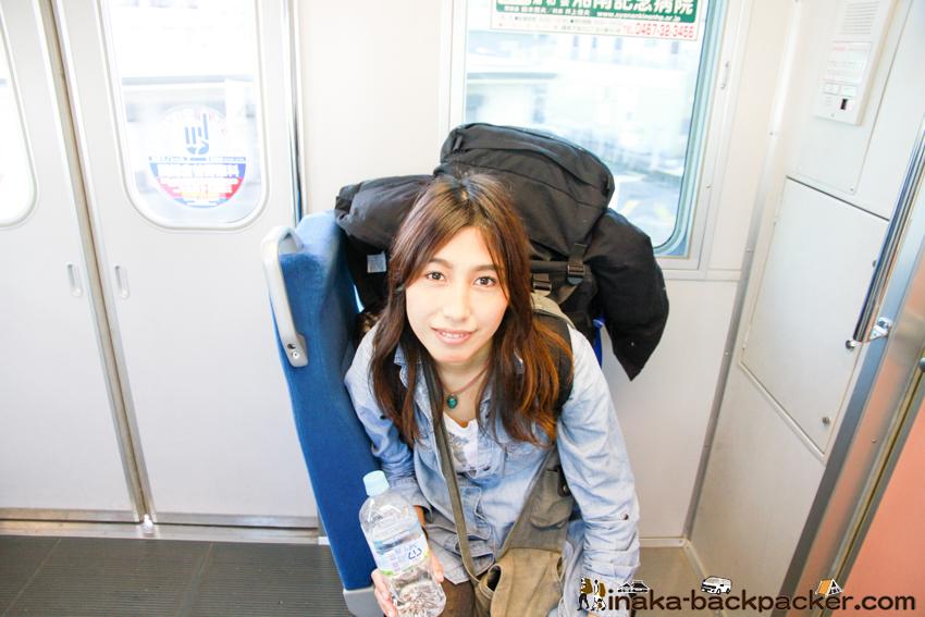 中川結花子 バックパッカー 旅人