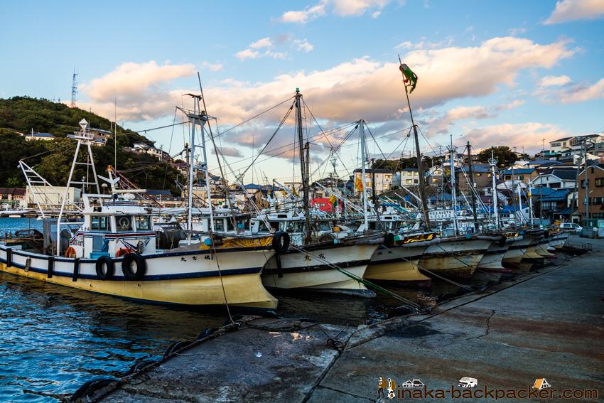 坊勢島 漁船 漁師