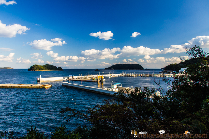 兵庫県 坊勢島 漁港