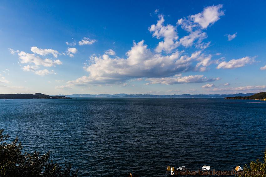 四国 瀬戸内海の島々 islands in shikoku region