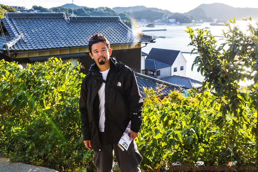 兵庫県 坊勢島 歩いて散策