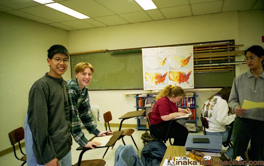 アメリカ 授業 学校 教育 違い 日本