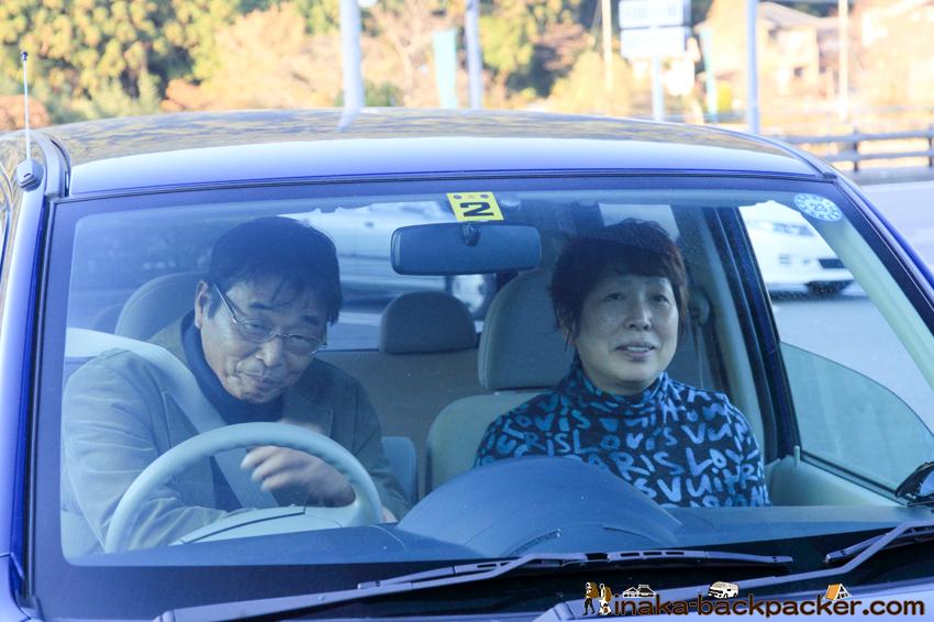 松尾さん夫妻 徳島