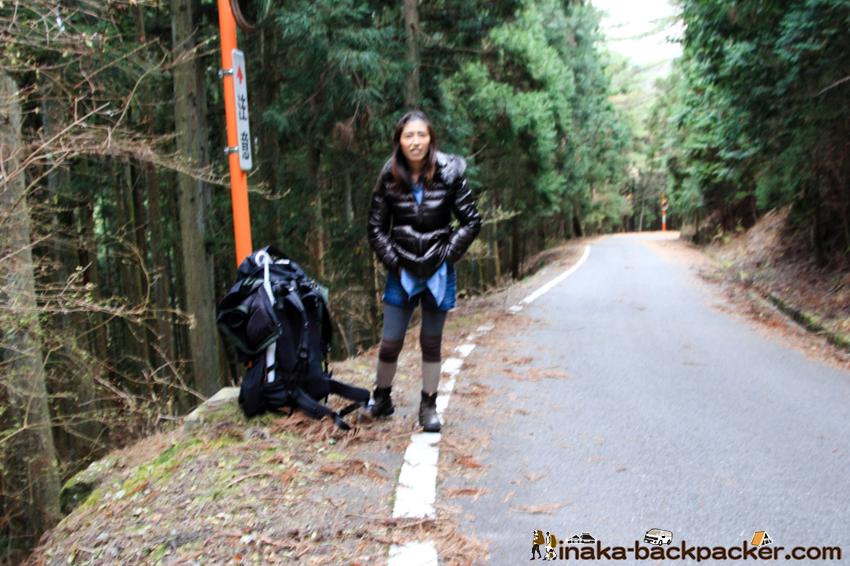 徳島 山越え