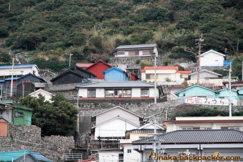 Okinoshima island in Kochi Japan 高知県 沖の島 あったかふれあいセンター