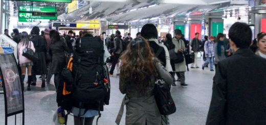 tokyo crowded train 東京 横浜 満員電車