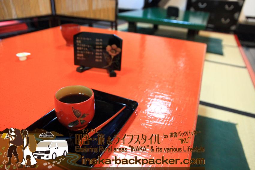 石川県輪島市 - 輪島塗の器でコーヒーを飲めたら...雰囲気感じるだろうし、上質感あっていいね。「塗太郎」でコーヒー(こちらhttps://goo.gl/maps/VhL9jQaJRZ82)