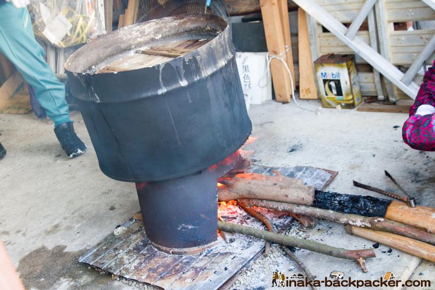 自家製味噌 薪 大豆