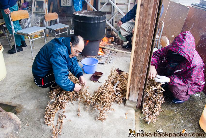 黒豆 探し 味噌作り