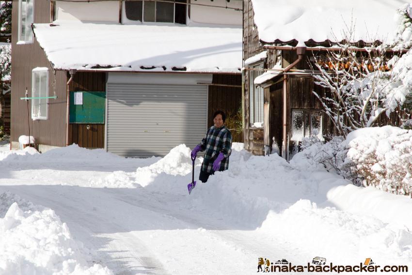 穴水町 雪 冬