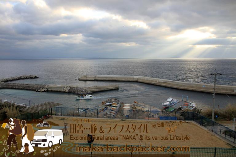 福岡 一番小さい島 小呂島