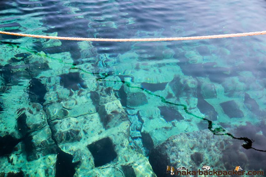 小呂島 美しい 海