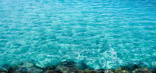美しい海 玄界灘