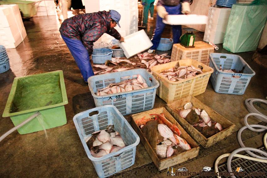小呂島 漁港