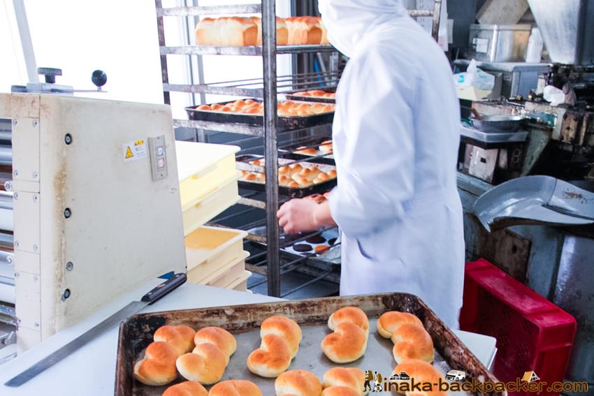 Bakery Oseto town Nagasaki 長崎県 西海市 大瀬戸町 美味しいパン屋 岡﨑 焼きたて
