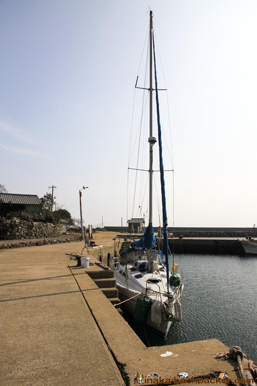 deer island ojika in Nagasaki 鹿の島 小値賀 長崎県 船旅