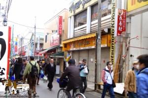 鎌倉 大船 西友SEIYU 311 東日本大震災
