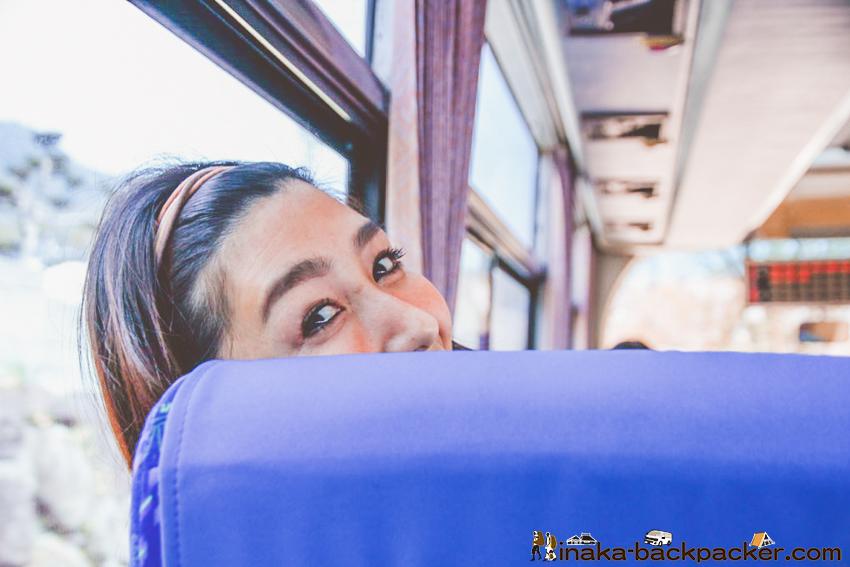 三角駅からバス 天草