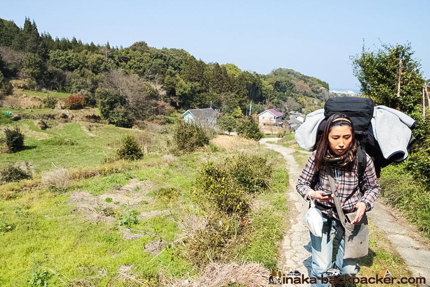 熊本県 天草 山登り