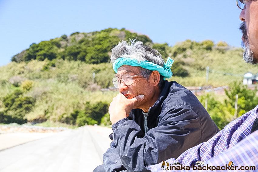 kumamoto amakusa backpacking traveling hiace traveler 熊本県 天草 苓北町 アリューシャン列島 松野福承