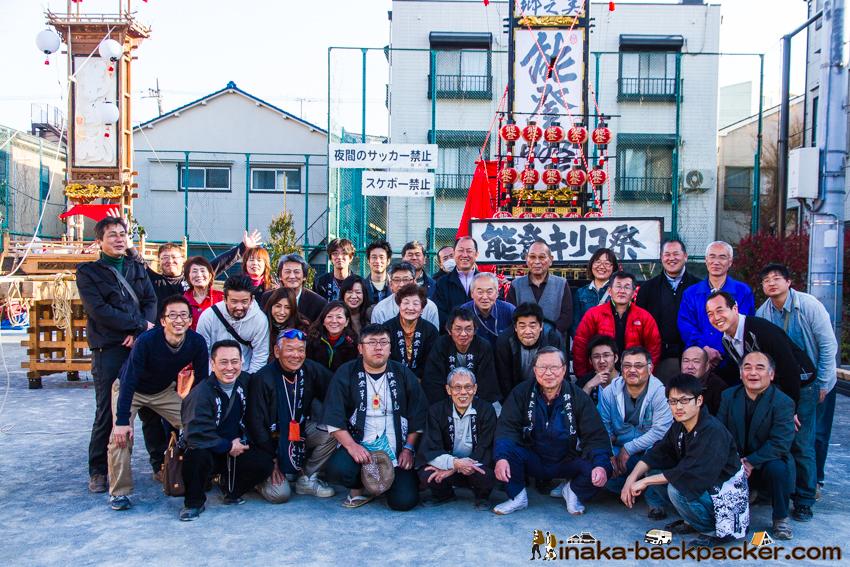 東京 能登 キリコ祭り 日本文化遺産 Kiriko in Japan