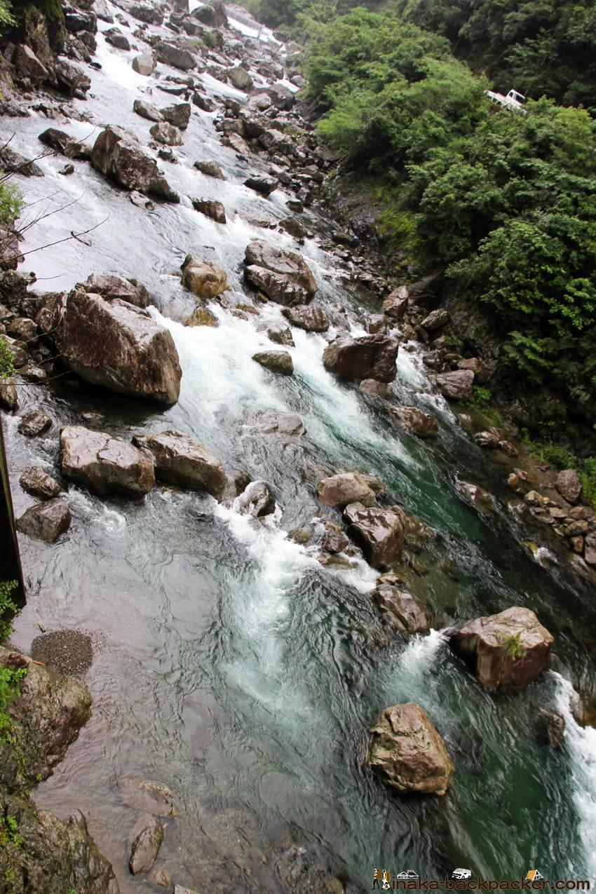勝浦川 徳島