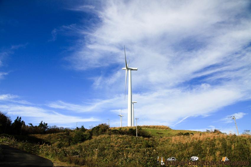 佐那河内 風車