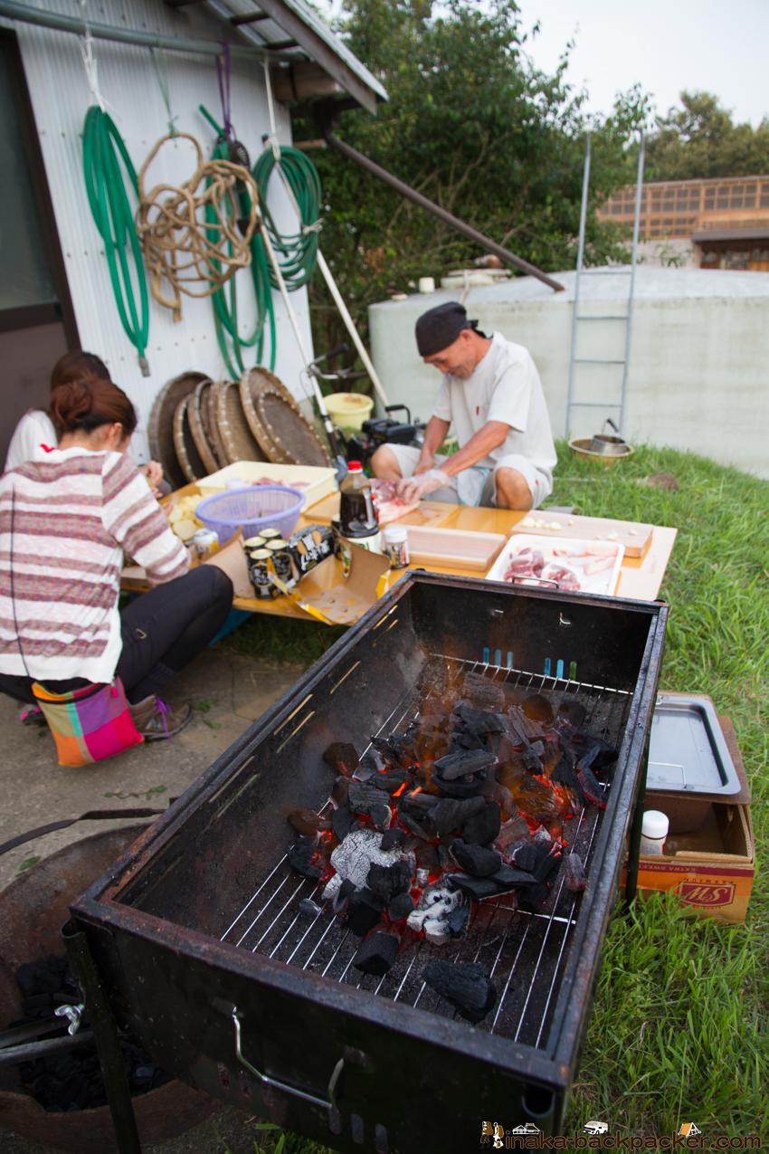 道坂 イベリコ豚 酪農