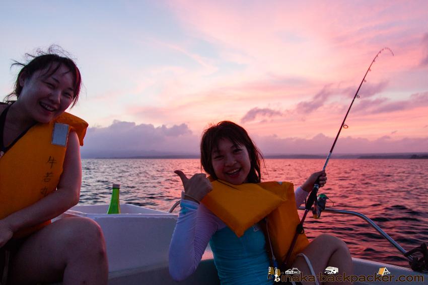 釣り 田舎体験