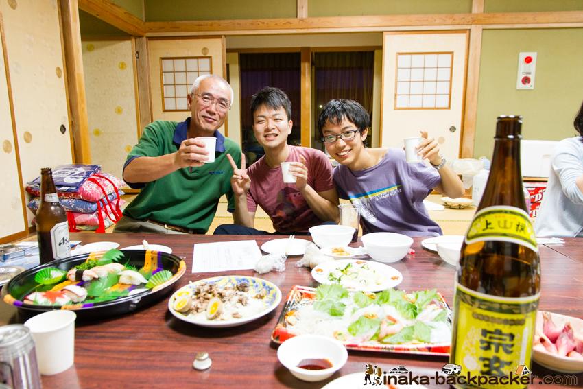 金沢大学 キリコ祭り