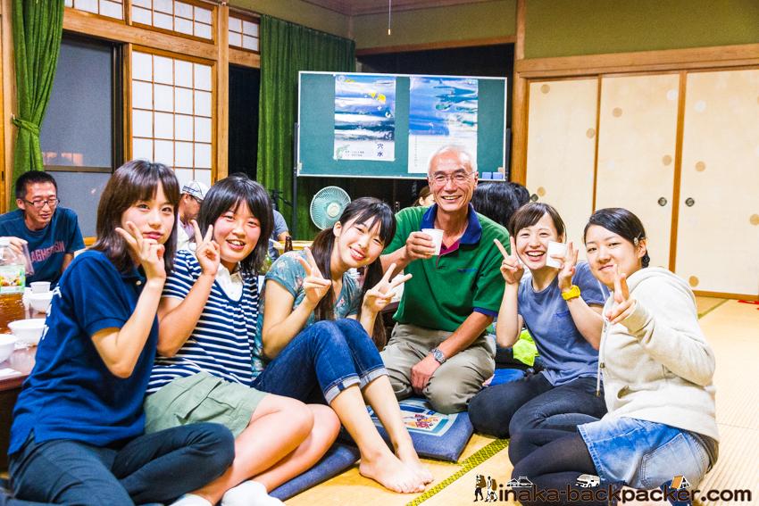 穴水町岩車 キリコ祭り 金沢大学 新田信明