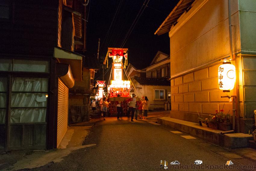 キリコ祭り 穴水