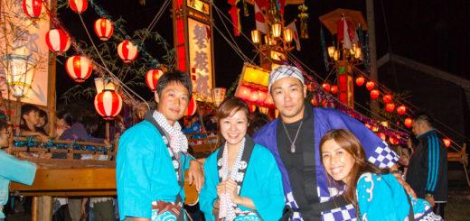 キリコ祭り 体験