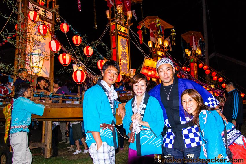 キリコ祭り 東京 参加者
