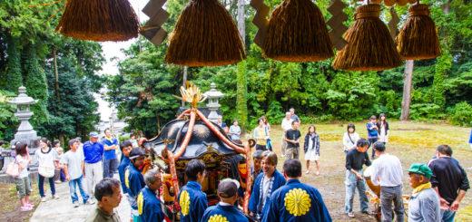 能登 キリコ祭り 本祭り