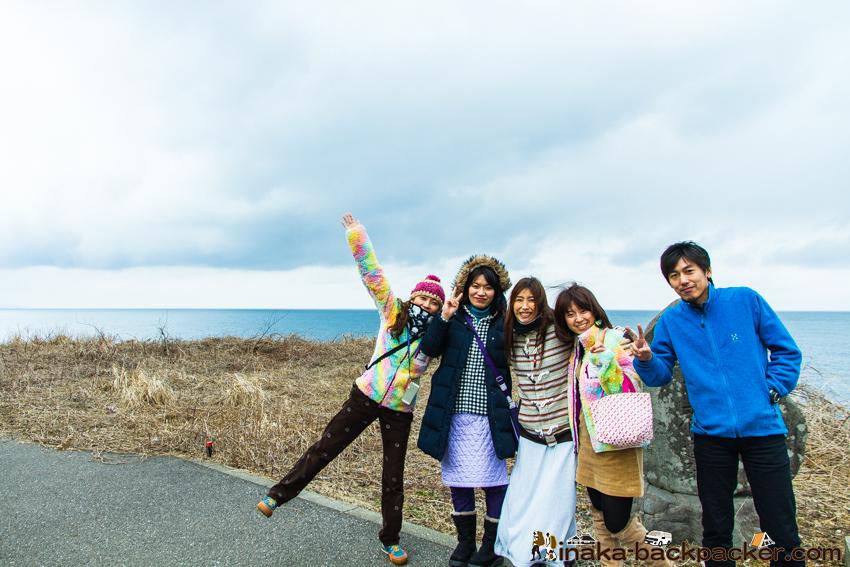 東京から能登へ 糸魚川 経由
