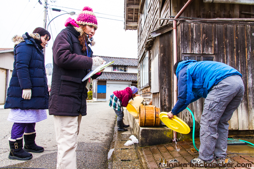 味噌作り 片付け making miso after