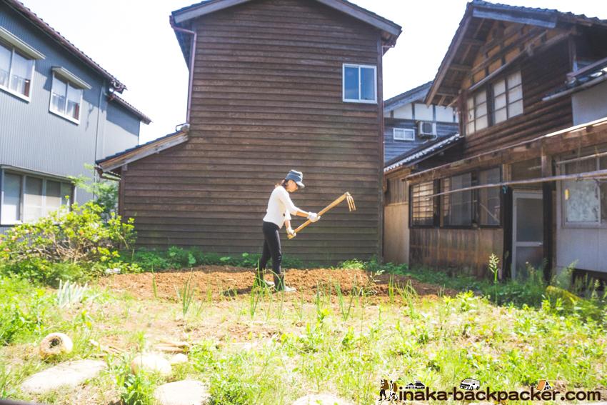 田舎暮らし 家 畑