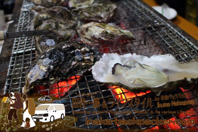 能登・穴水町岩車(あなみずまち いわぐるま)- 今年の牡蠣も美味しかった…